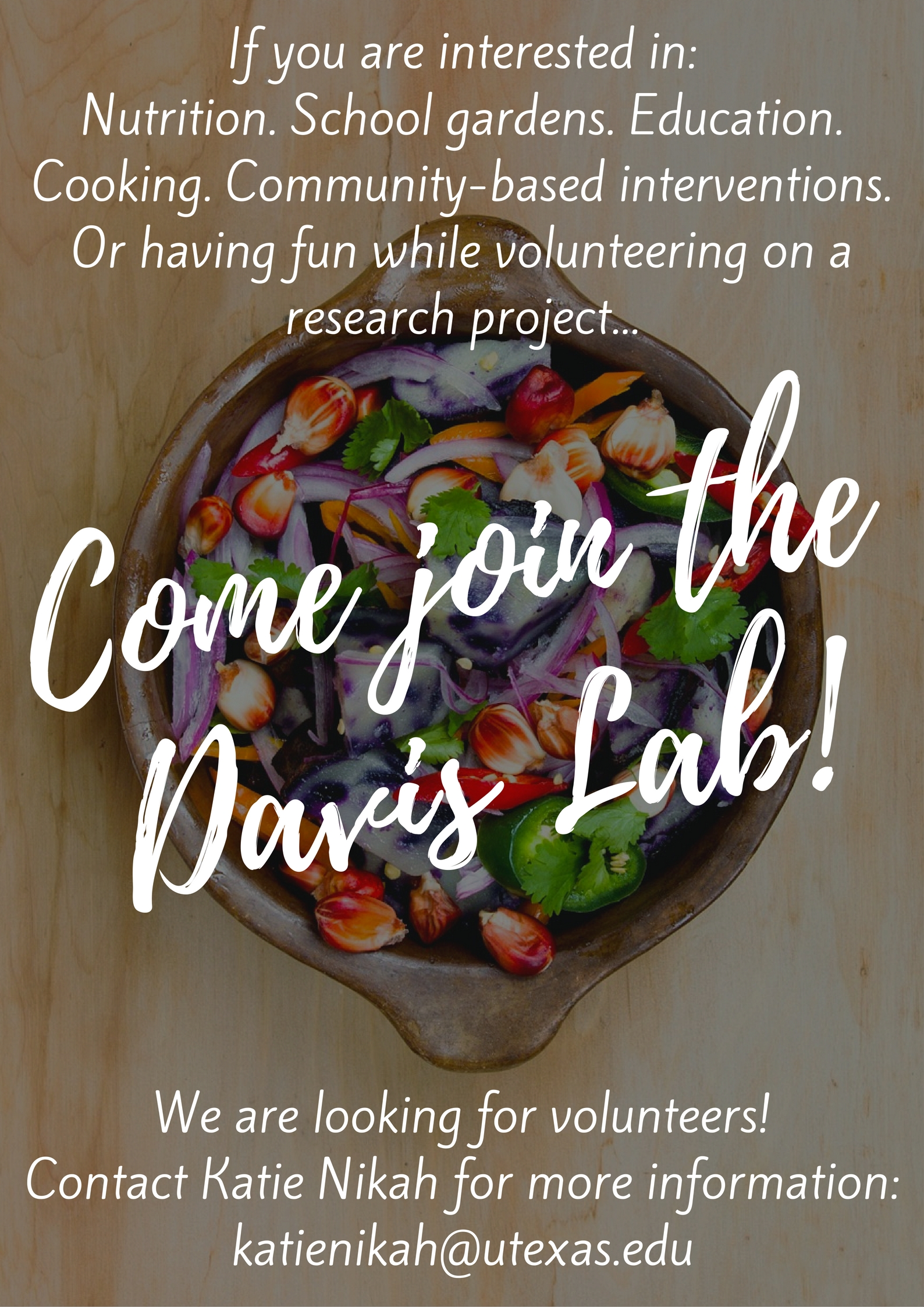 Join the Davis Lab1