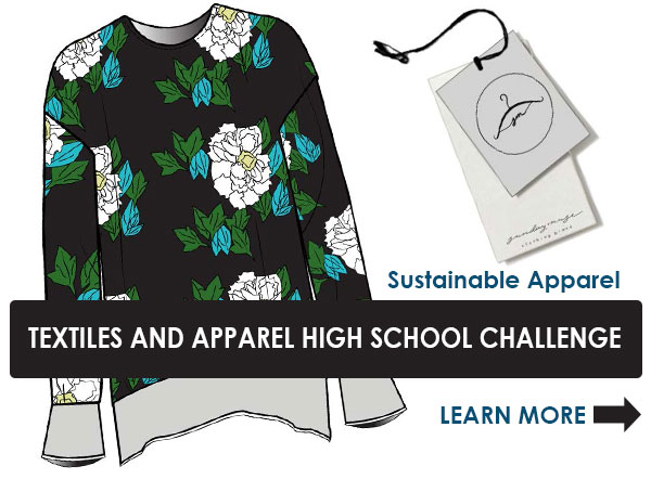 TXA HS Design Challenge 2019 - Sustainable Apparel