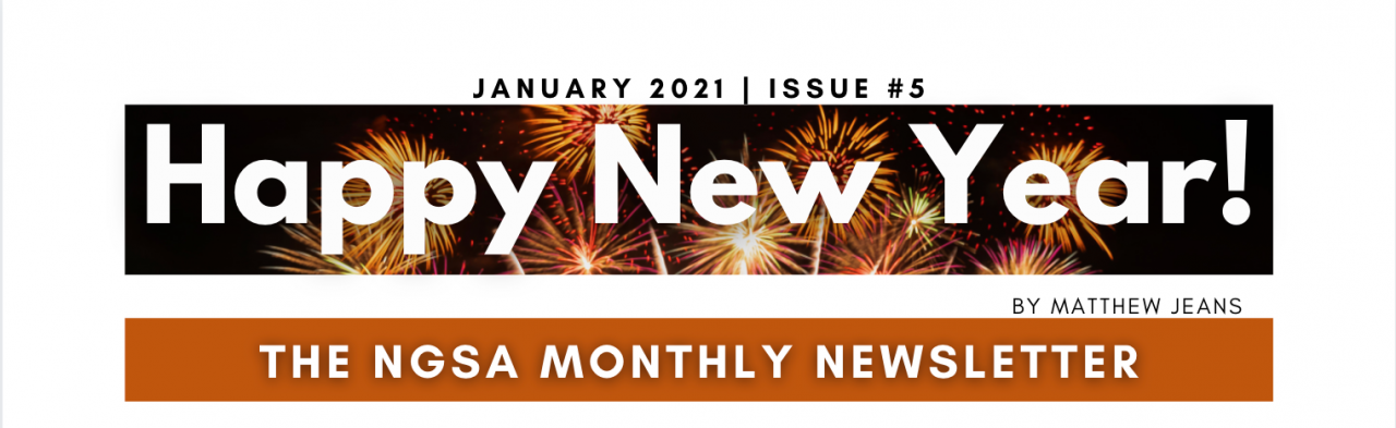 NGSA January Newsletter