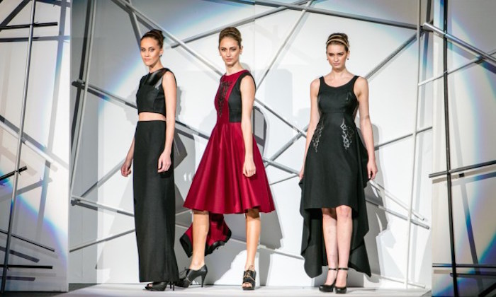 Texas Sized Fashion Show Puts Innovative Student Designs On Display