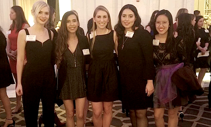 Five UT Students Win YMA Fashion Scholarships