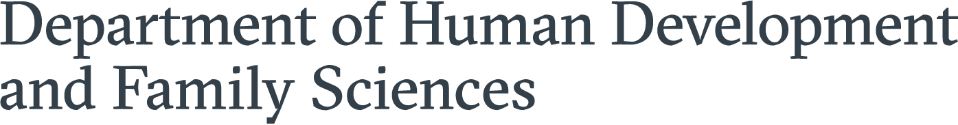 Human Development and Family Services